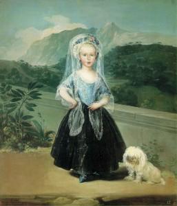 Cuadro de Goya